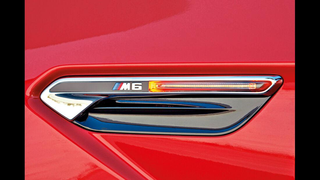 BMW M6, Zierleiste