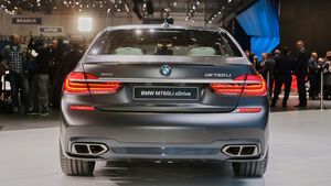 BMW M760Li X-Drive