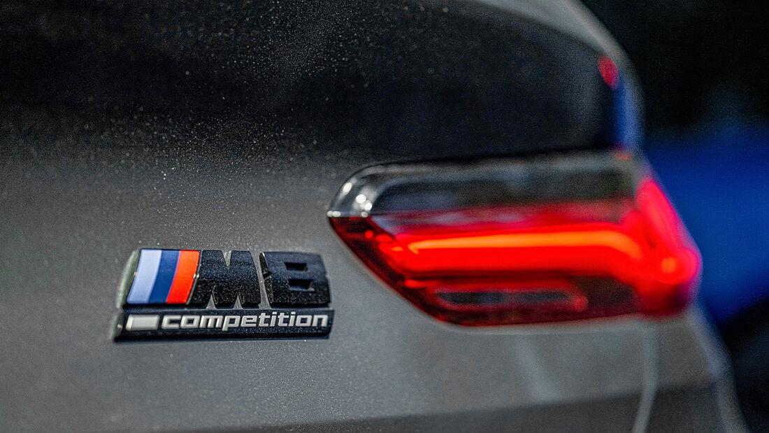BMW M8 Competition Cabrio, Exterieur