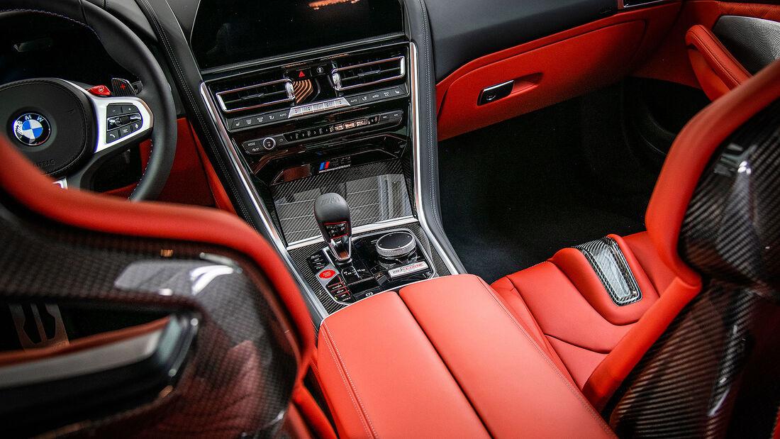 BMW M8 Competition Edition Pit Lane Schweiz
