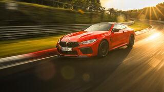 BMW M8 Competition, Exterieur