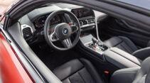 BMW M8 Competition, Interieur