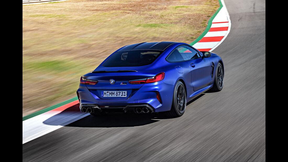 BMW M8 Coupé Competition