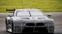 BMW M8 GTE - Test - Lausitzring - LMGTE Pro