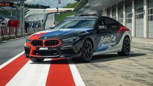BMW M8 Gran Coupé - MotoGP Safety-Car - 2020