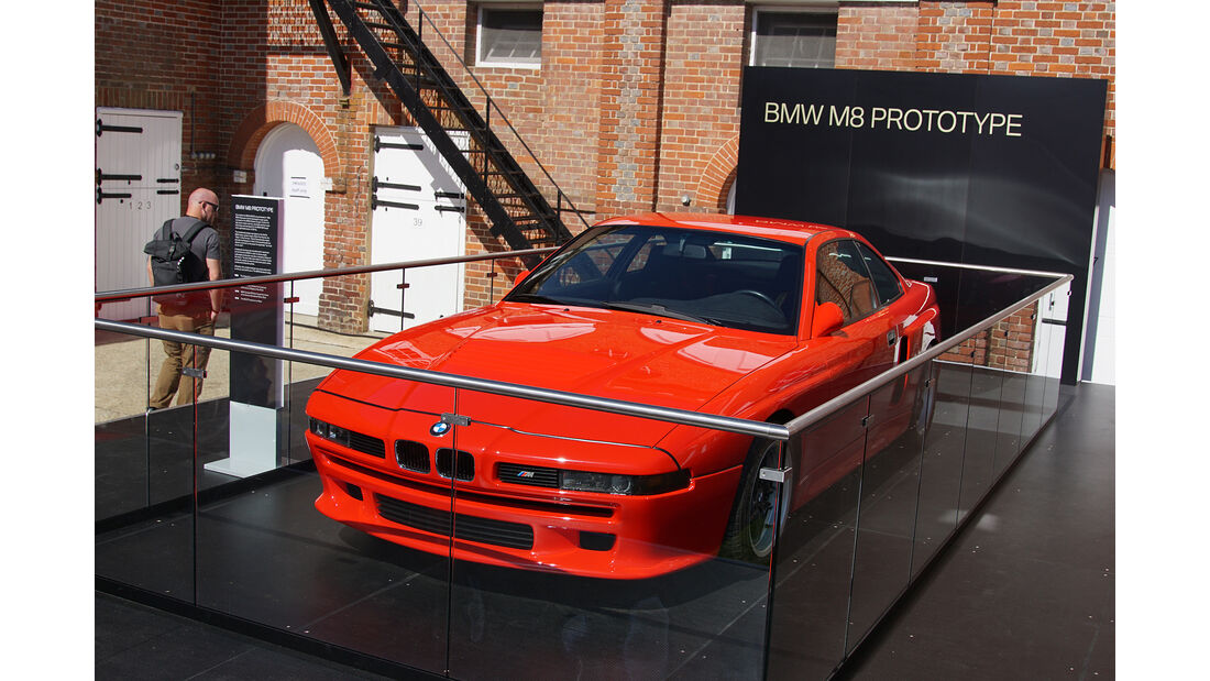 BMW M8 Prototyp (1999)