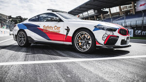 BMW M8 Safety Car 2019