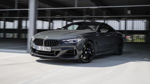 BMW M850i, Exterieur