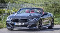 BMW M850i xDrive Cabrio, Exterieur