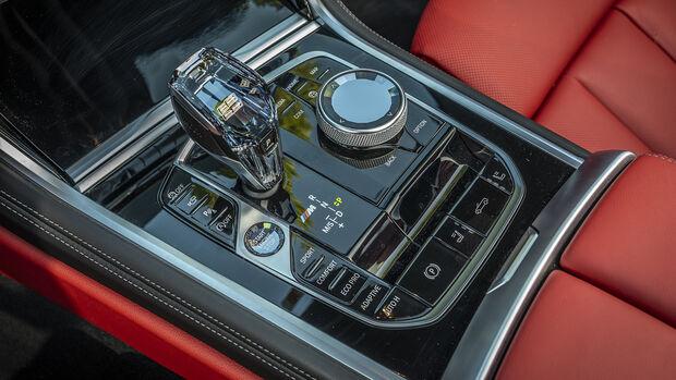 BMW M850i xDrive Cabrio, Interieur
