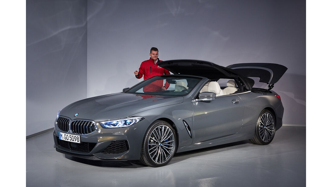 BMW M850i xDrive Cabriolet