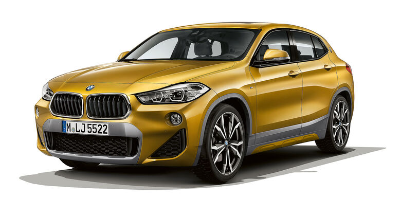 BMW Modelljahr 2019