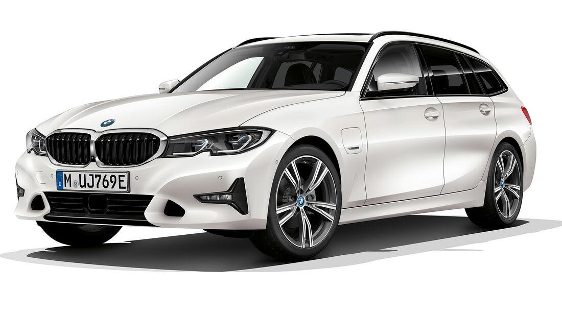 BMW Modellpflege Sommer 2021