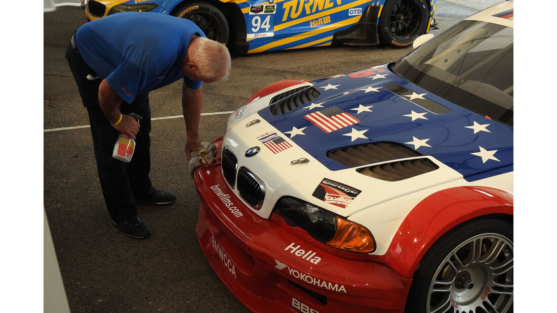 BMW - Monterey Motorsports Reunion 2016 - Laguna Seca