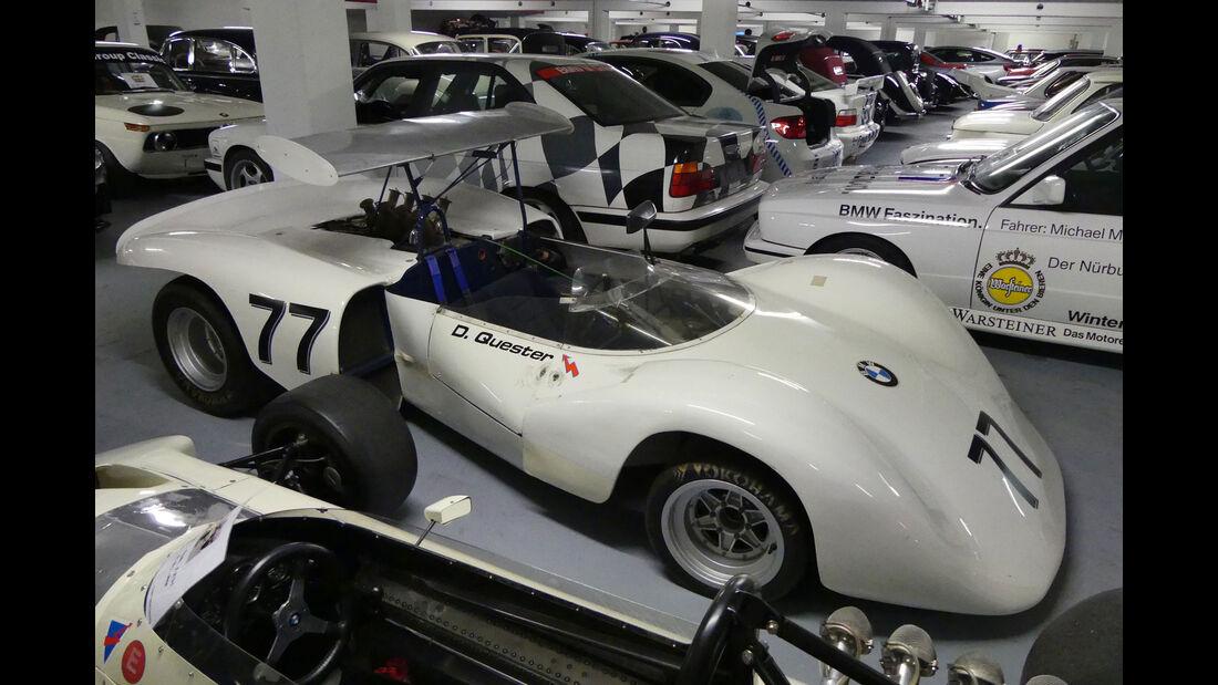 """BMW """"Monti"""" Bergspider - Baujahr 1967 - Rennwagen - BMW Depot"""