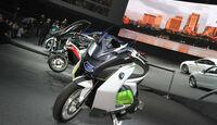 BMW Motorrad Concept e Roller IAA
