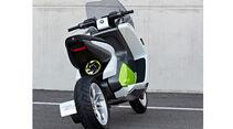 BMW Motorrad Concept e Roller