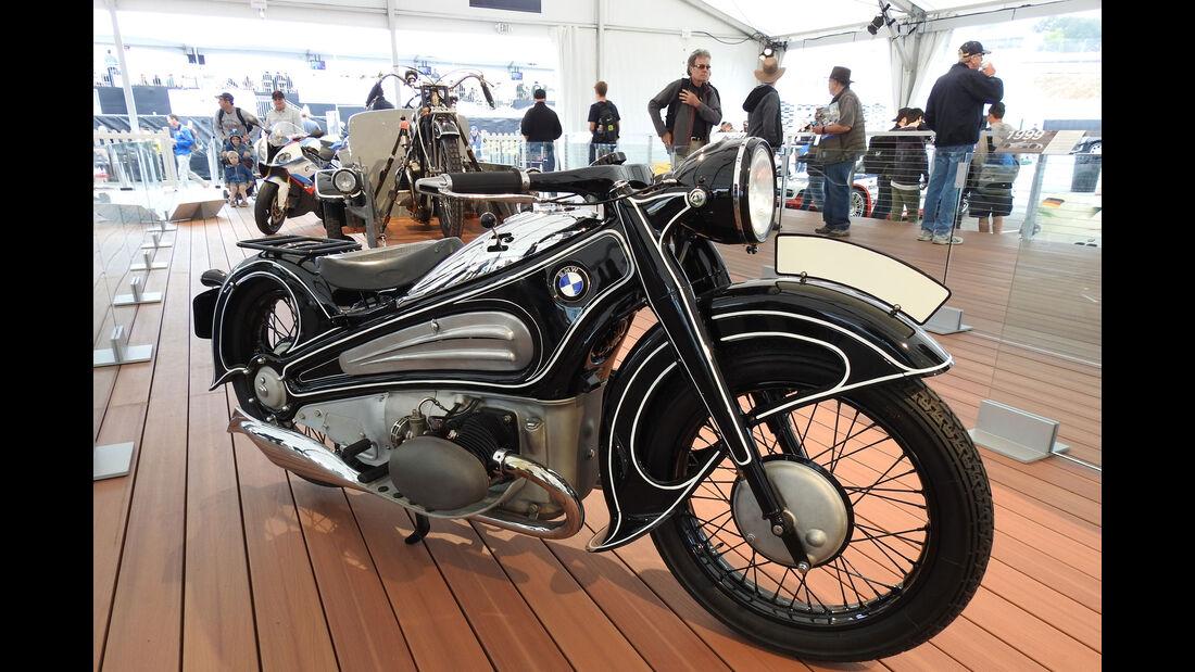 BMW Motorrad - Monterey Motorsports Reunion 2016 - Laguna Seca