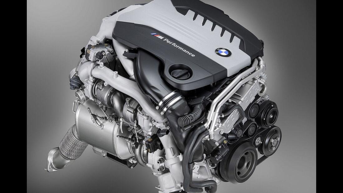 BMW N57 Reihensechszylinder-Dieselmotor