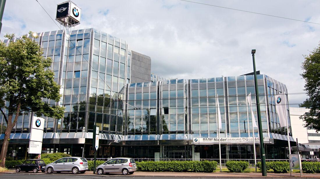 BMW Niederlassung Düsseldorf