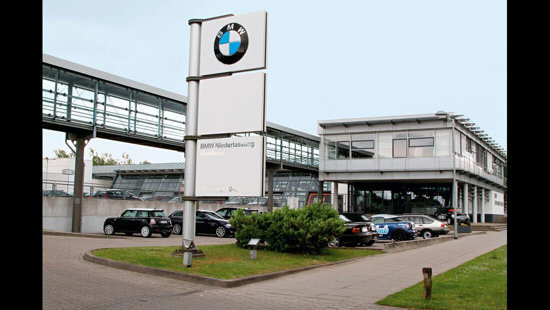 BMW Niederlassung Hamburg