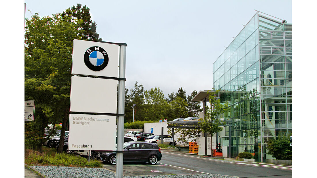 BMW Niederlassung Stuttgart