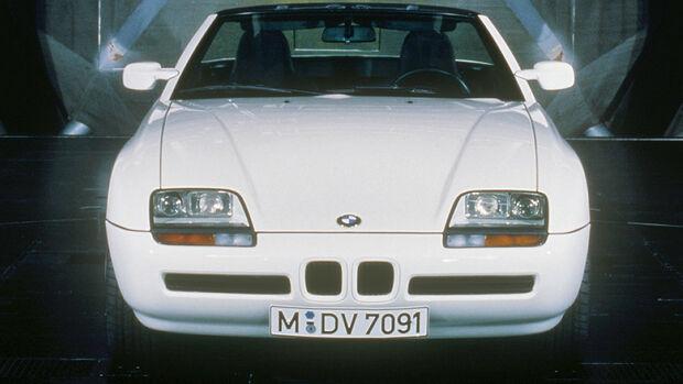 BMW Nieren Historie 1933 bis 2019