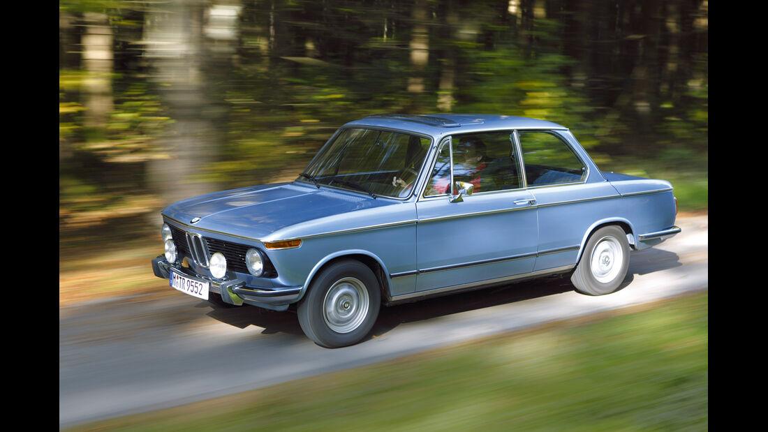 BMW Nullzwei 1502 - 2002 Tii, Seitenansicht