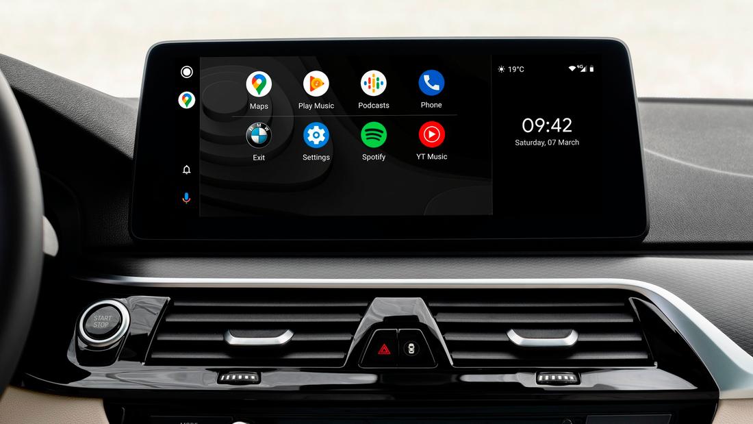 BMW OS7 Update