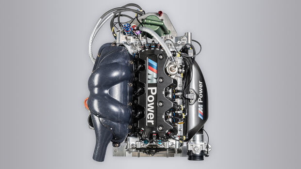BMW - P48 - Turbo - Vierzylinder - DTM 2019