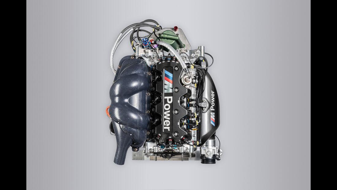 BMW P48 - Turbomotor - DTM 2019