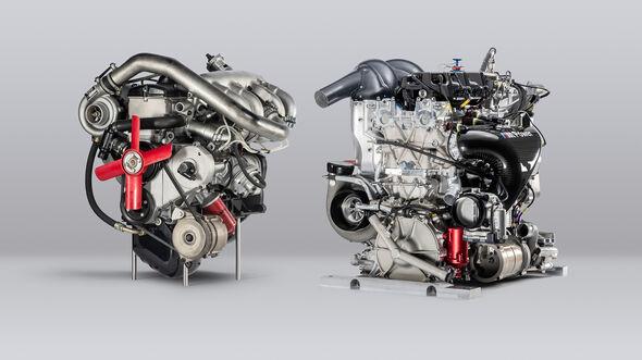 BMW P48 - Turbomotor - DTM 2019 - BMW M121 - BMW 2002 TI (1969)