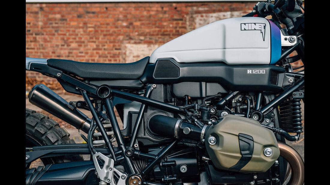 BMW R nineT Scrambler JvB-moto