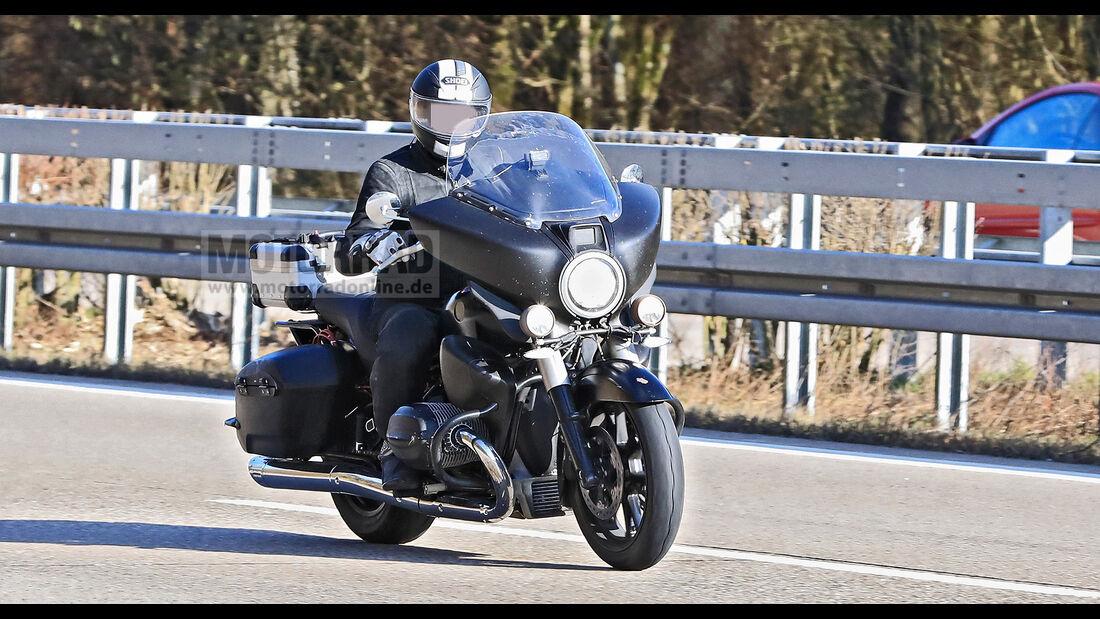 BMW R1800 Tourer Erlkönig
