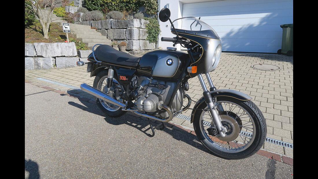 BMW R90 S 1973 Oldtimer Auktion Toffen