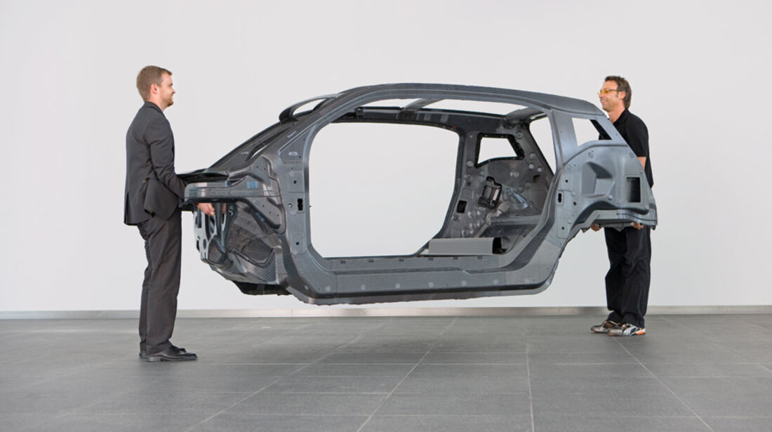 BMW, Rahmen, i3