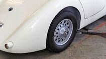 BMW Roadster mit Sonderkarosserie, Rad, Felge