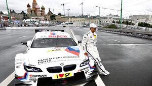 BMW - Russland - DTM - 2013