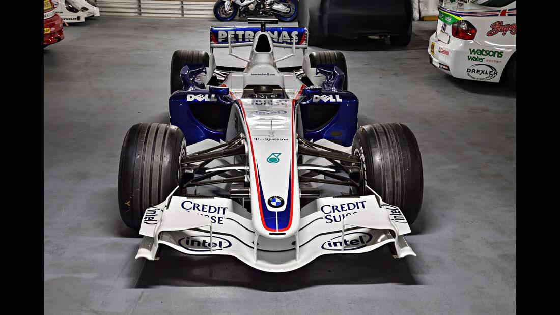"BMW Sauber F1.07-08C ""Kers Versuchsträger"" - Formel 1 - Rennwagen - BMW Depot"