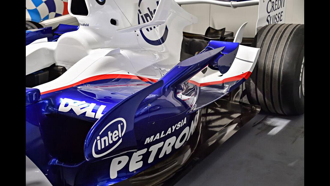 BMW Sauber F1.07 - Formel 1 - Baujahr 2007 - Rennwagen - BMW Depot