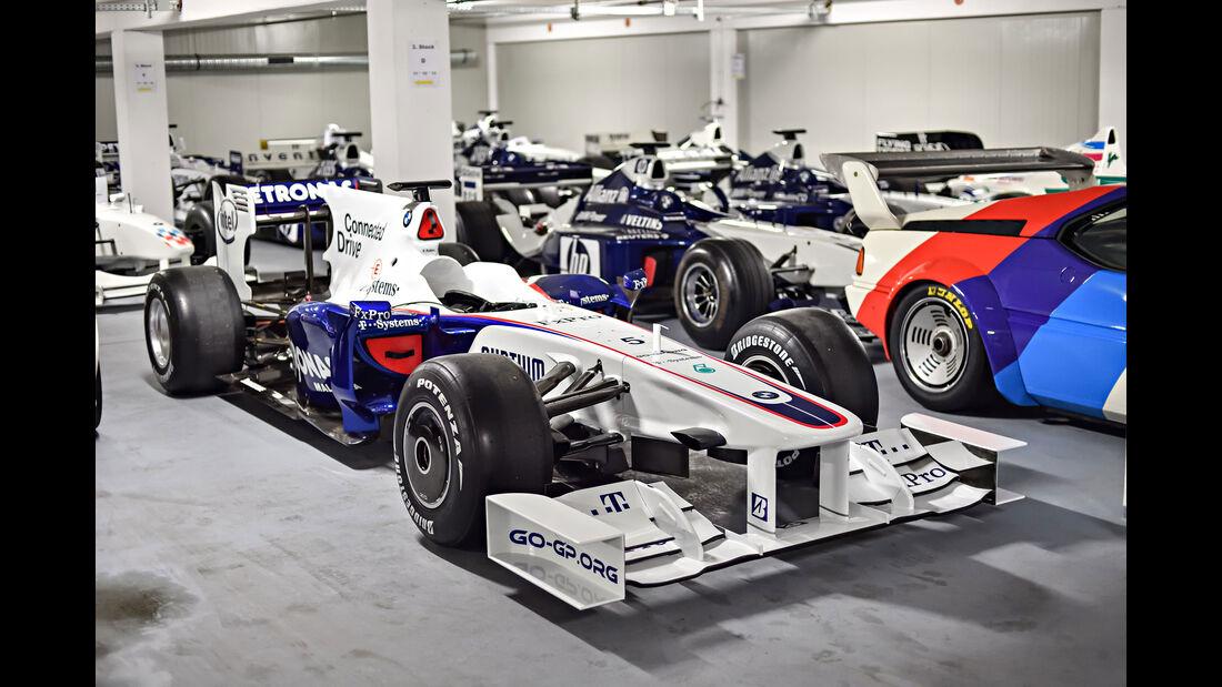 BMW Sauber F1.09 - Formel 1 - Rennwagen - BMW Depot