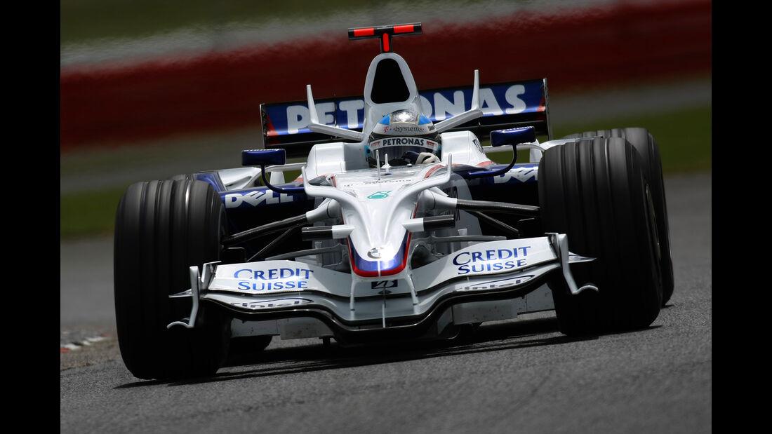 BMW Sauber - F1 2008