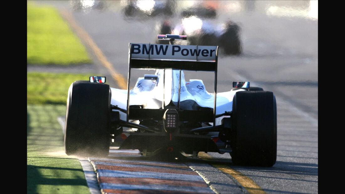 BMW Sauber - GP Australien 2009