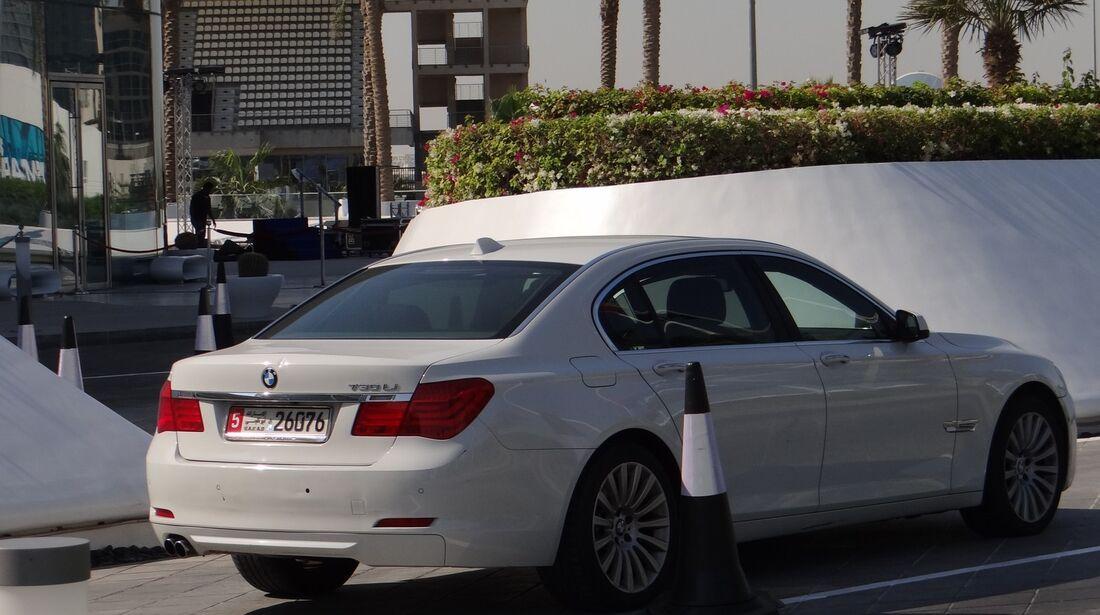 BMW - Scheich Autos - GP Abu Dhabi 2012