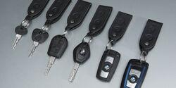 BMW, Schlüssel, alle 3er-Baureihen