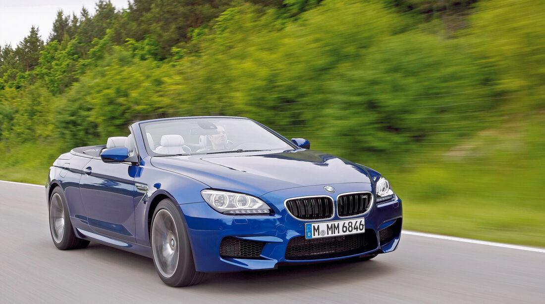 BMW Sechser Cabrio