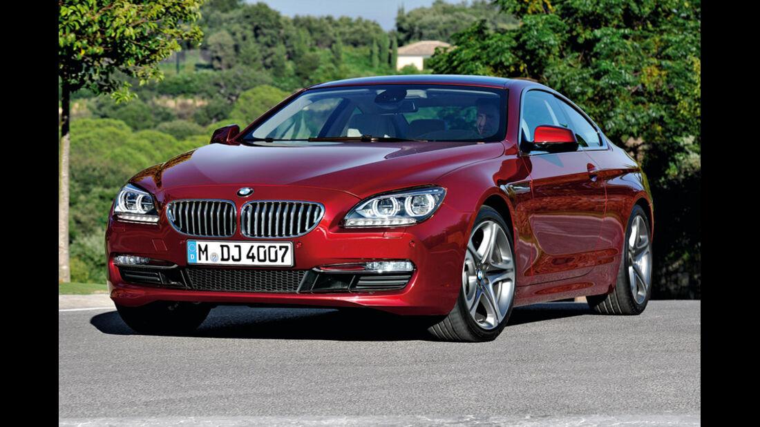 BMW Sechser Coupé