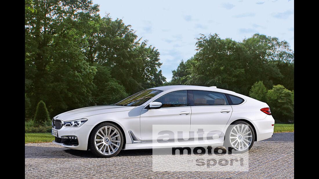 BMW Sechser GT
