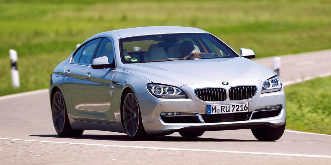 BMW Sechser Gran Coupé