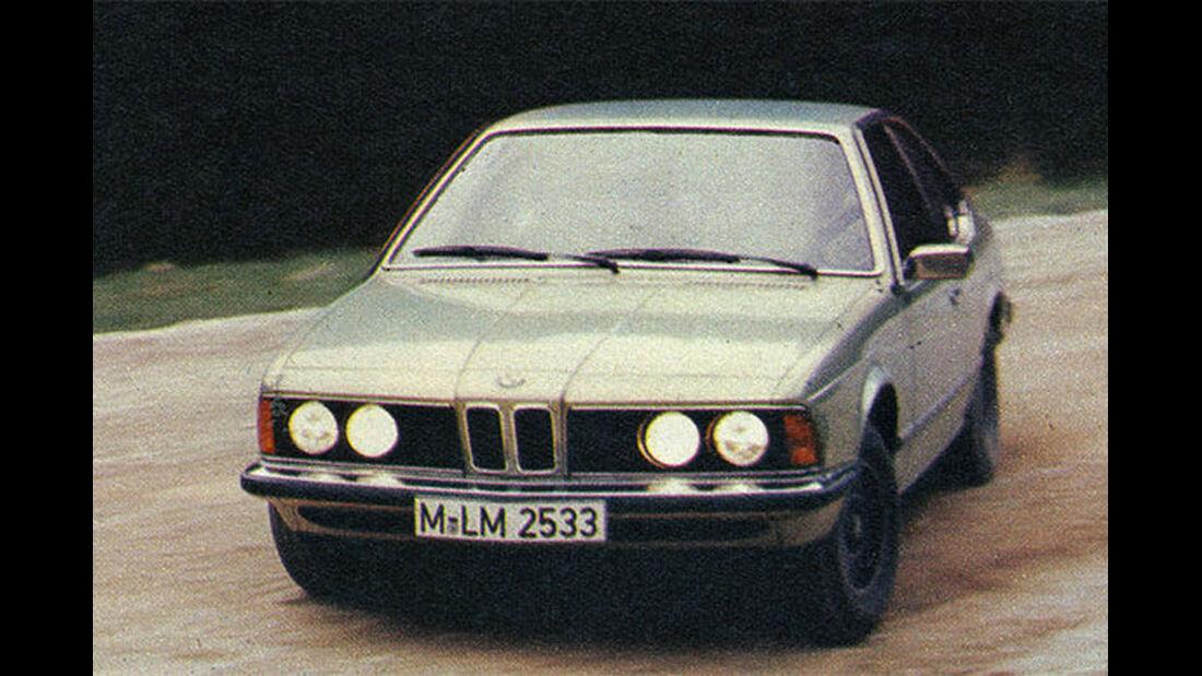 BMW, Sechser, IAA 1977